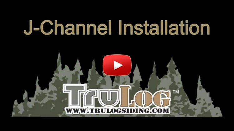 J-Channel Installation