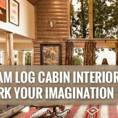 Log Cabin Living Rooms Ideas Apartment Room On A Budget 27 Interior Design Trulog Siding