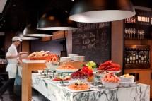 Hotel Icon Hong Kong Buffet