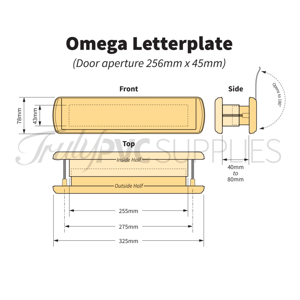 medium resolution of  preview omega premium 12 letterplate
