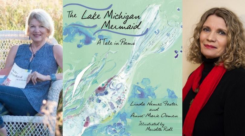 Meet The Lake Michigan Mermaid