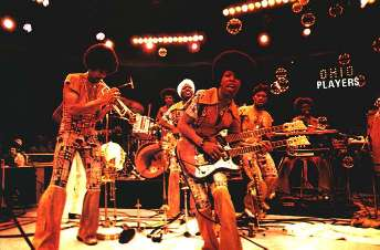 Ohio Players & George Clinton, too!