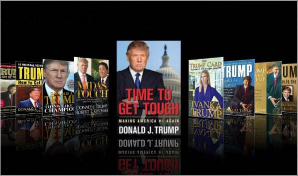 Image result for Trump's books