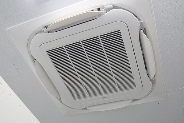 トランクルーム 空調設備