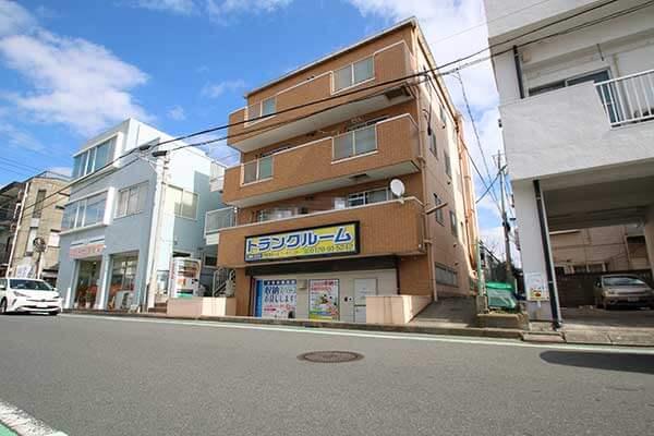トランクルーム横須賀市根岸町店