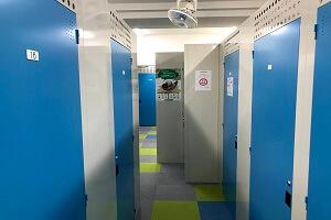 トランクルーム福岡片江2店 室内
