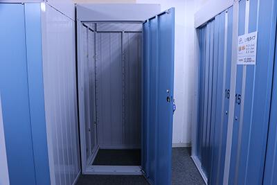札幌で大人気の屋内型トランクルーム