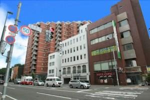 トランクルーム札幌北4条店