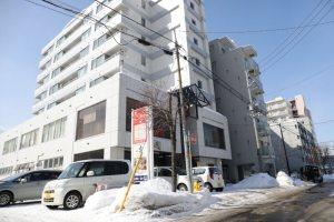 トランクルーム札幌西区役所前店