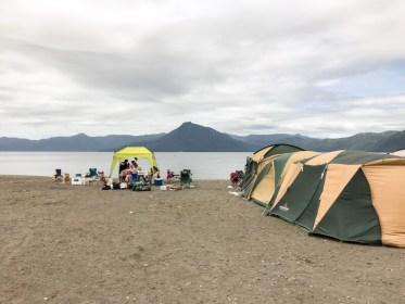 札幌でキャンプ用品の保管ならプラスルームです