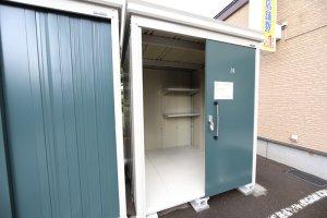 札幌手稲本町屋外型トランクルーム