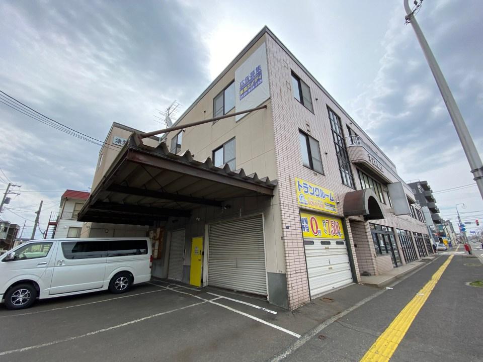 トランクルーム札幌東区北33条