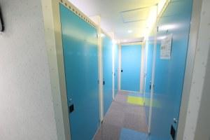 札幌市中央区のトランクルーム