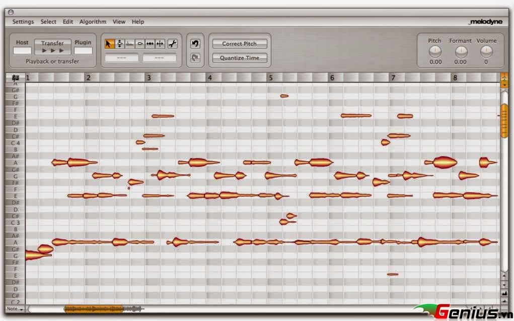 Download Celemony Melodyne VST-RTAS-Editor Full cracked 1.1.8
