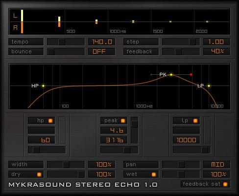 Stereo Echo 1.0
