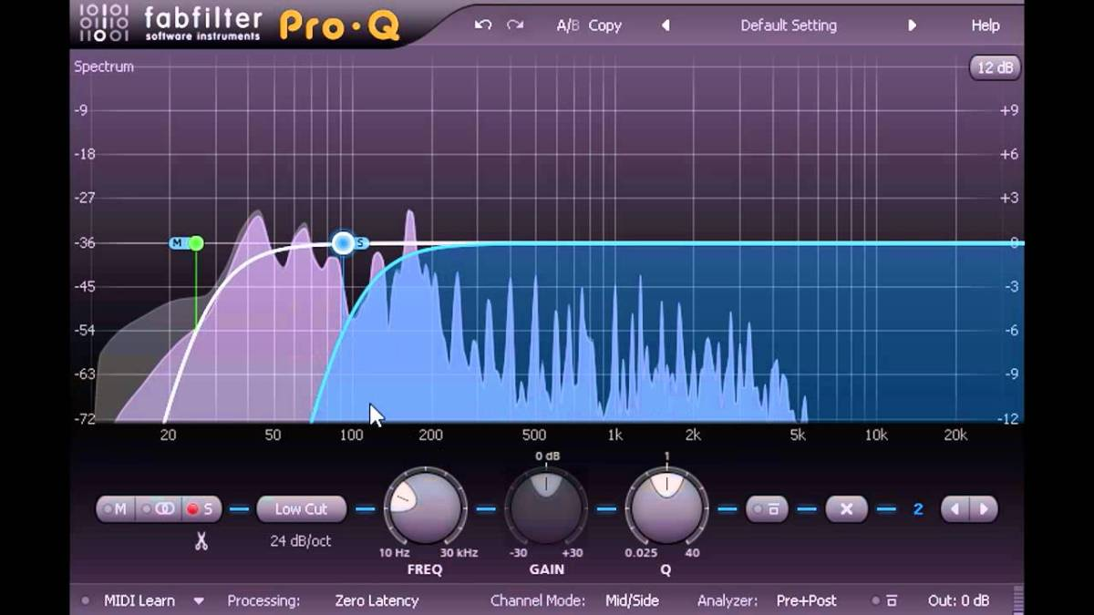Download FabFilter Pro Q2 Full