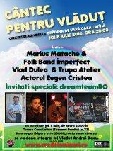 08 iulie 2010 - Cantec pentru Vladut