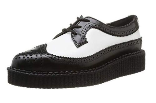 zapatos brothel creepers