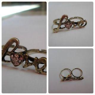 anillo doble