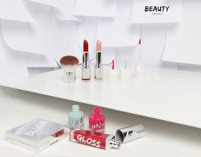 maquillaje bershka
