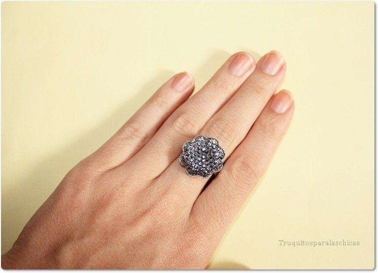 anillo niñas Briliantina