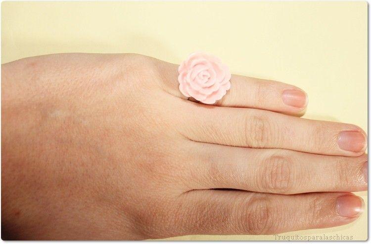 anillo niñas baratos Briliantina