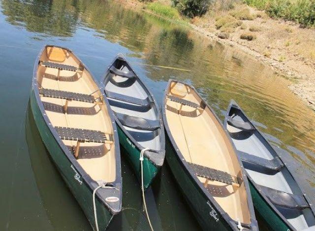 barcos de remo amieira marina