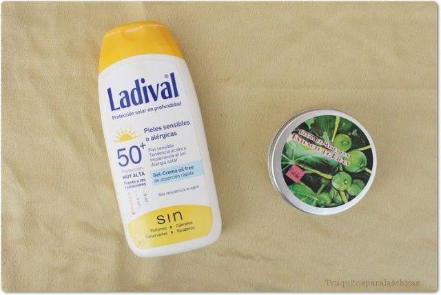 crema ladival y cosmeticuse