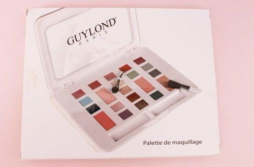 paleta eye pad mini de Guylond