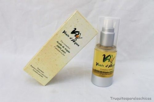 aceite de argán de Vents d' Argan