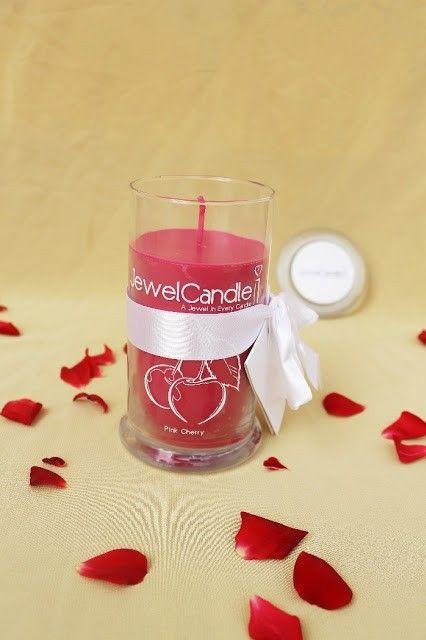 velas aromaticas con joyas jewelcandle