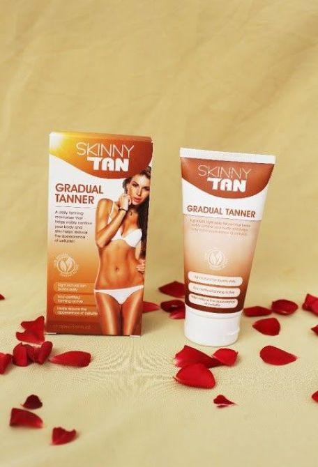 Skinny Tan bronceador