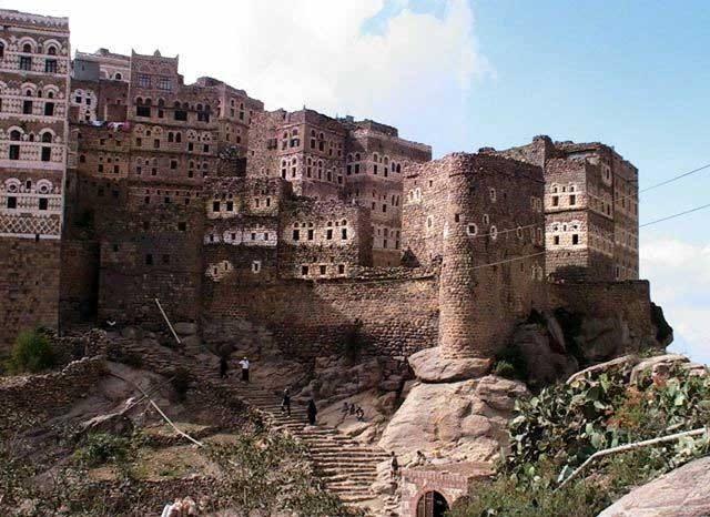 La isla encantada de Yemen: