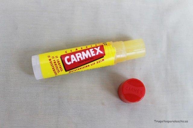 barra clasica carmex