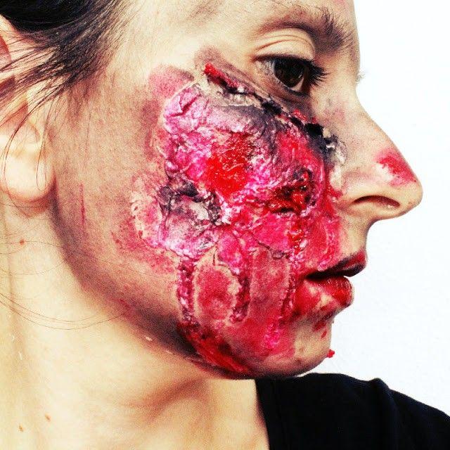 maquillaje facil sin latex