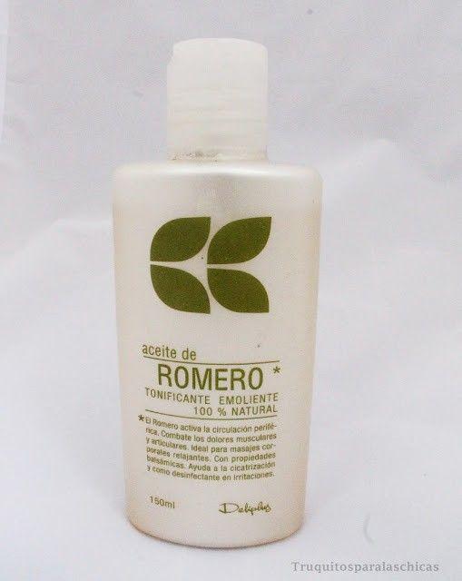 aceite de romero deliplus