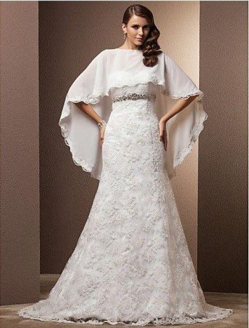 Vestidos de novia para Otoño/Invierno