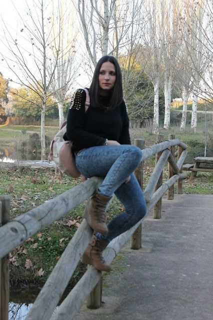 outfit casual otoño