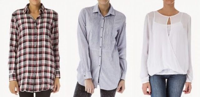 Camisas de hombre leñador
