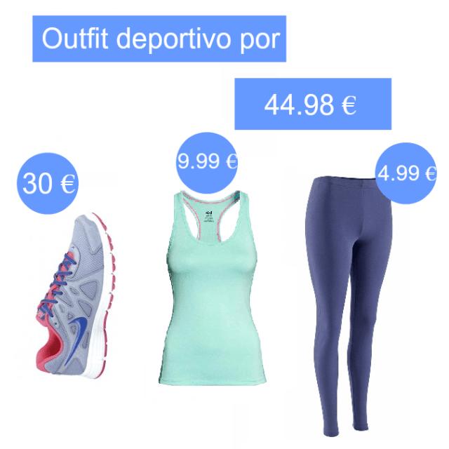 outfit para ir al gimnasio