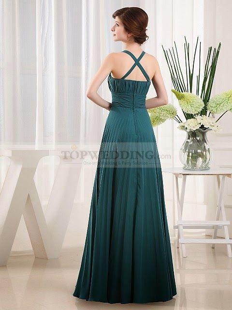 vestido de dama de honor low cost