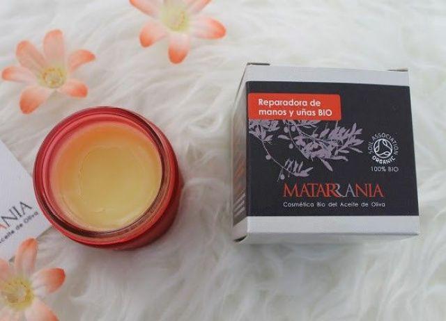 Crema de manos y uñas Matarrania