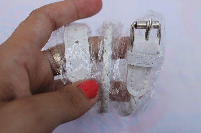 pulsera cinturon aliexpress