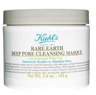 Mascarilla Rare earth pore cleansing masque