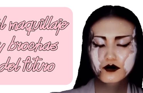 brochas de maquillaje del futuro