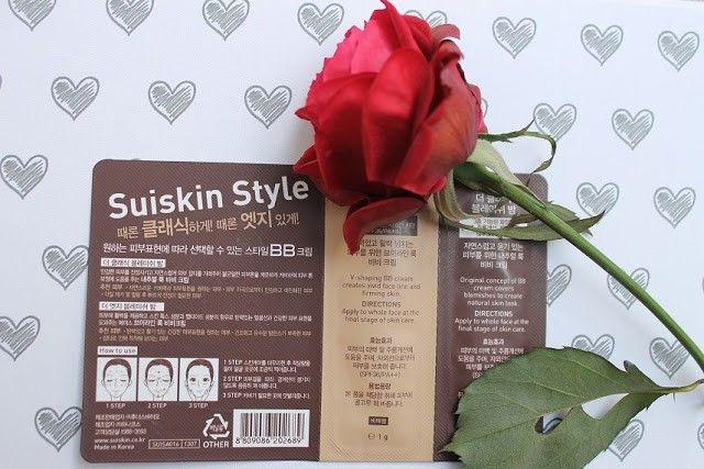 bb cream coreana Suiskin
