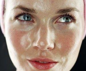 limpiar la piel grasa del rostro