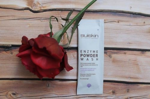 Suiskin enzyme powder wash