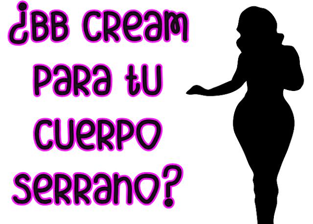 bb cream para el cuerpo