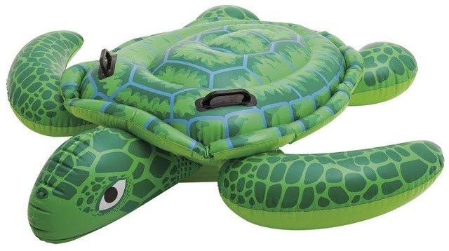 Flotador tortuga hinchable